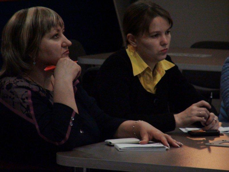 Фото к Ознакомительный визит с центром представителей управления образования г. Красноярска