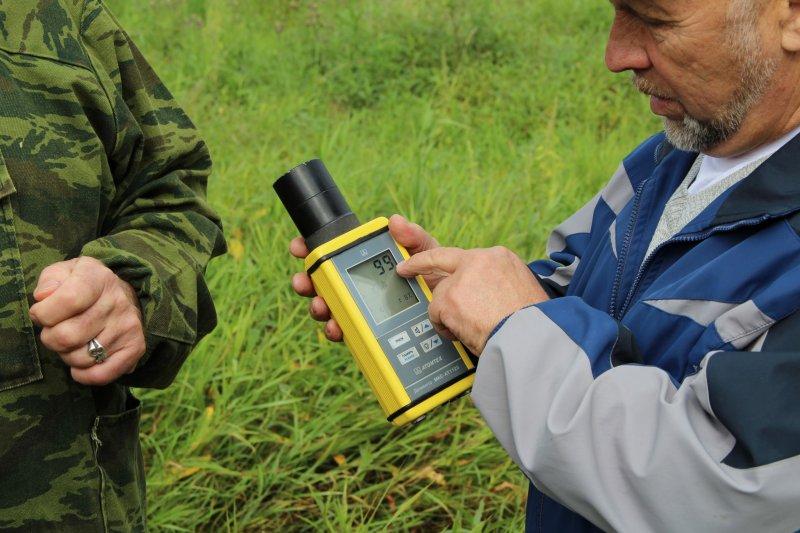 Фото к Информационный центр по атомной энергии принял участие в общественной экспедиции по контролю радиологической обстановки