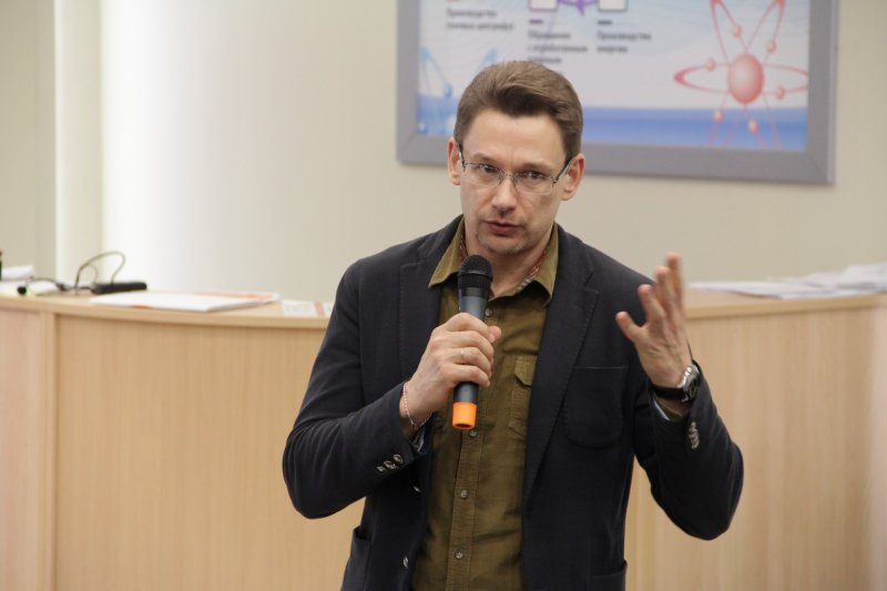 Фото к Эксперты поделились секретами успеха коммуникационных проектов в ИЦАЭ Красноярска